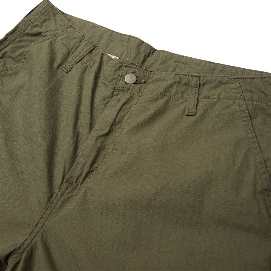 REGULAR CARGO PANT-I015875 - Cargo Pants - Bukser - Regular - CYPRESS RINSED - 4
